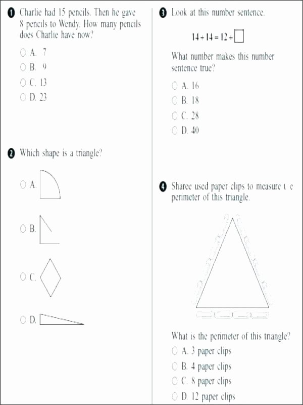 Measurement Worksheets for 2nd Grade Math Worksheets Grade 5th Mixed Review Free Activities