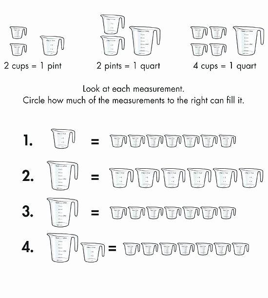 Measurement Worksheets for 2nd Grade Measuring Worksheet – Eastcooperspeakeasy