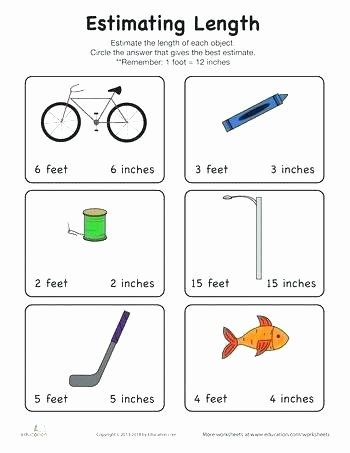 Measuring Inches Worksheet Free Measurement Worksheets Free Measurement Worksheets