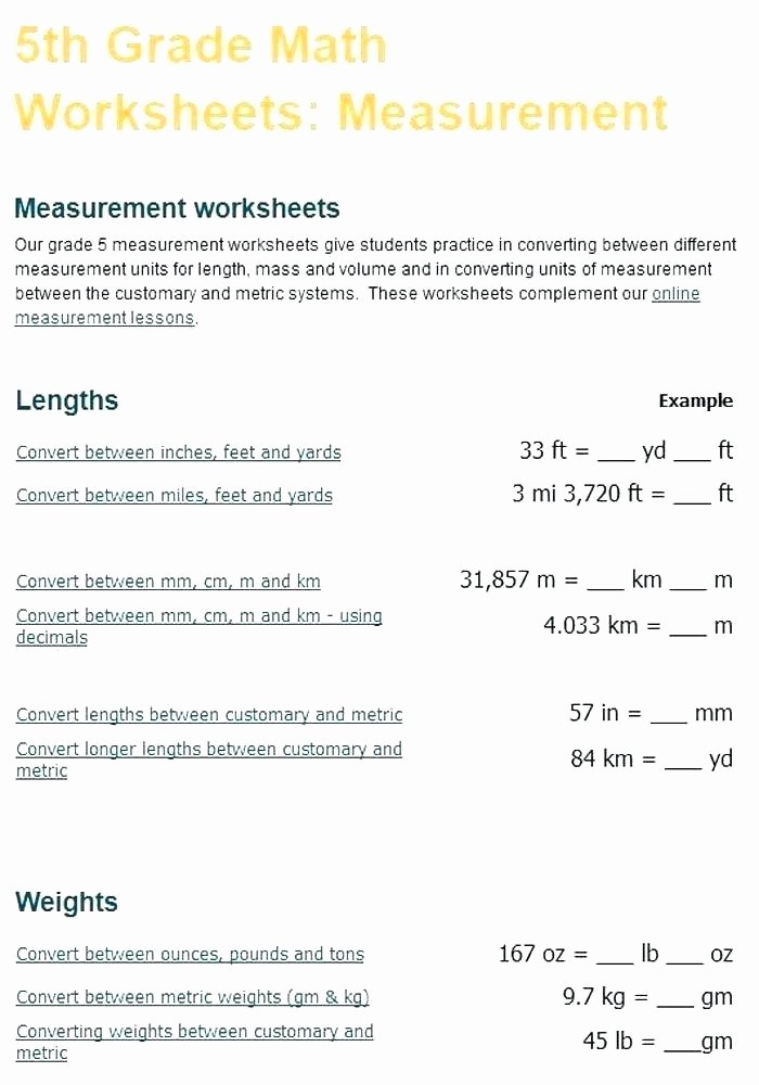 Measuring Weight Worksheets Measuring Inches and Centimeters Worksheets
