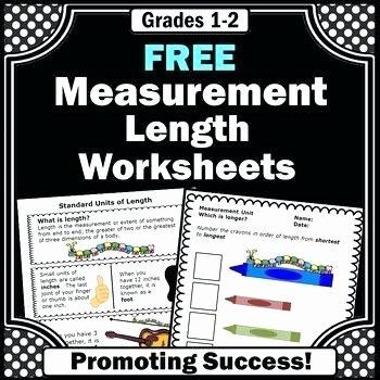 Measuring Worksheet 2nd Grade Free Measurement Worksheets Resources Lesson Plans Teachers
