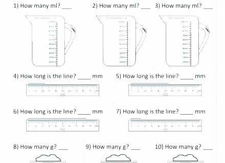 Measuring Worksheet 2nd Grade Grade Math Measurement Worksheets Free Time Yards Feet