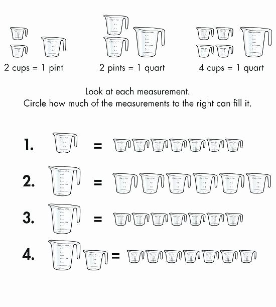 Measuring Worksheet 2nd Grade Measuring Worksheet – Eastcooperspeakeasy