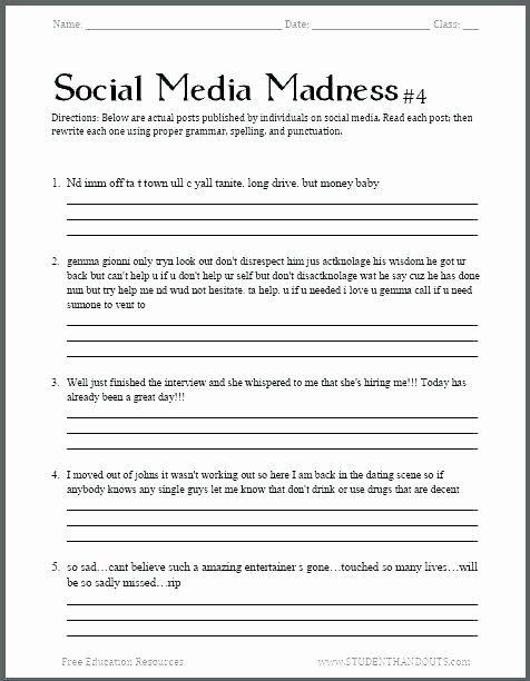 Medial sounds Worksheets First Grade Printable Getting to Know You Worksheets Properties