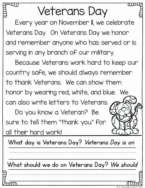 Memorial Day Reading Comprehension Worksheets Memorial Day Worksheets Memorial Day Coloring Free