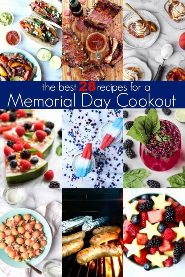 Memorial Day Worksheets for Kids 28 Recipes for Your Memorial Day Cookout