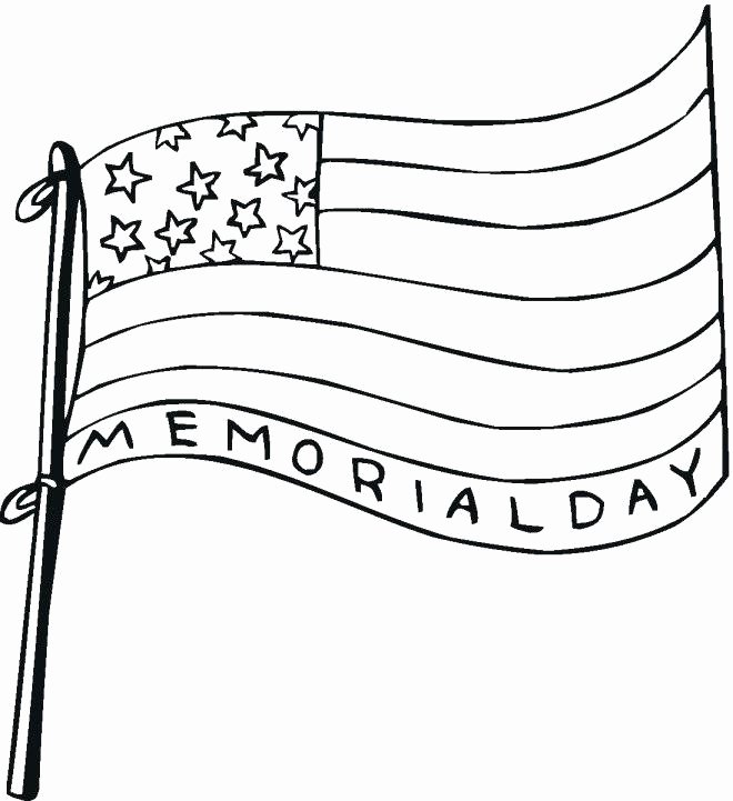 Memorial Day Worksheets Free Printable Coloring Pages for Memorial Day – Viviendafacilfo