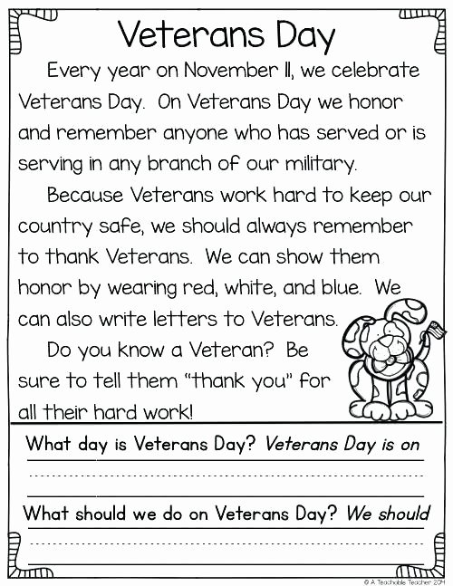 Memorial Day Worksheets Free Printable Flag Day Reading Prehension Worksheets