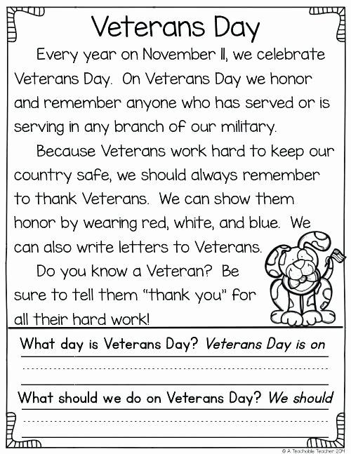Memorial Day Worksheets Free Printable Flag Day Reading Prehension Worksheets