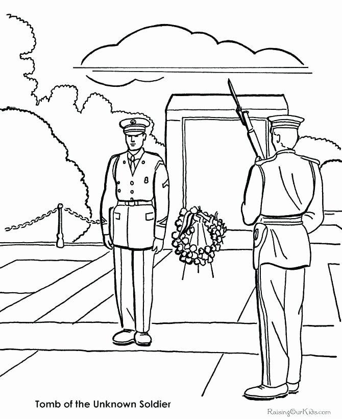 Memorial Day Worksheets Free Printable Memorial Coloring Pages – Konjure