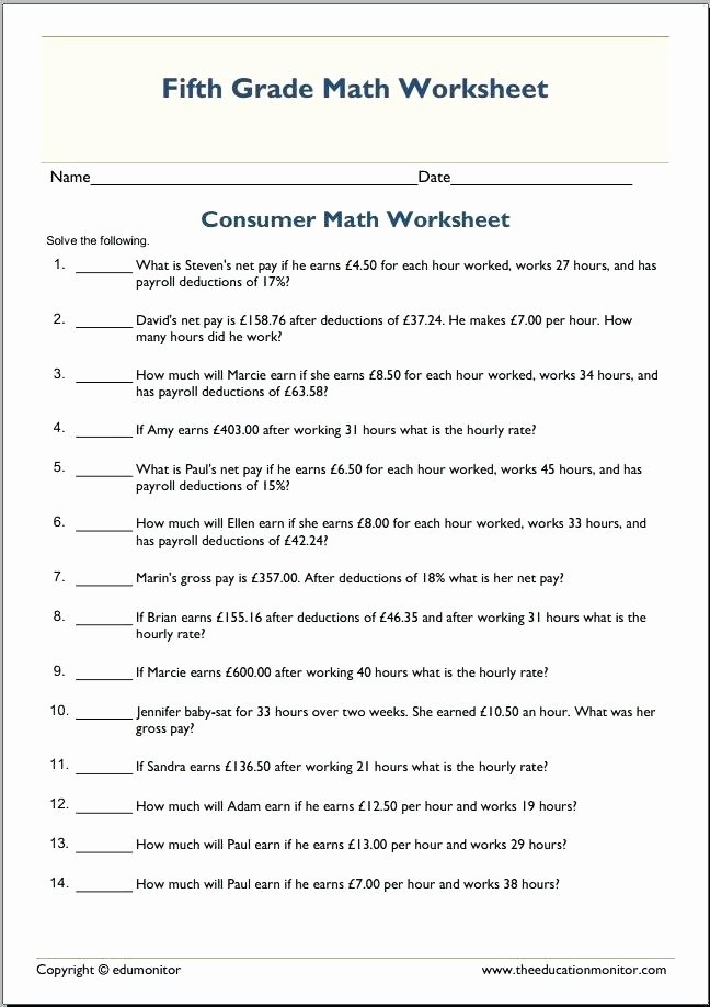Menu Math Worksheets Printable How Many How Much Worksheets Printable