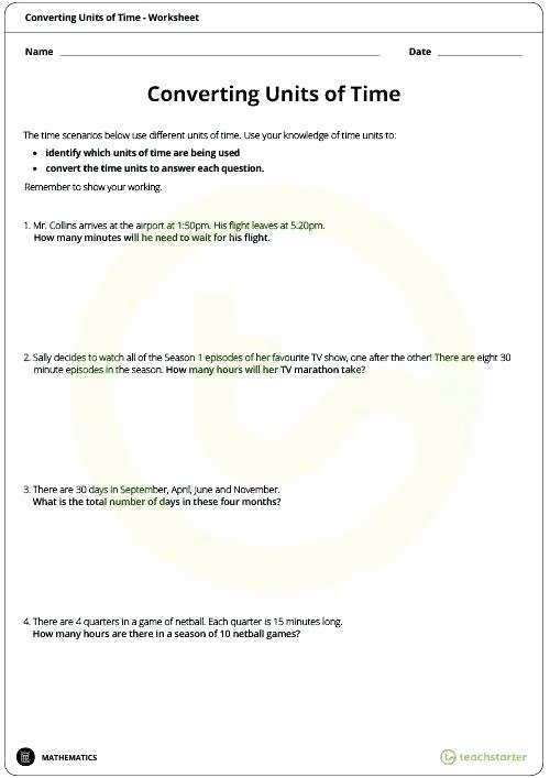 Metric Conversion Worksheets 5th Grade Time Conversion Worksheets 5th Grade Metric Free Converting