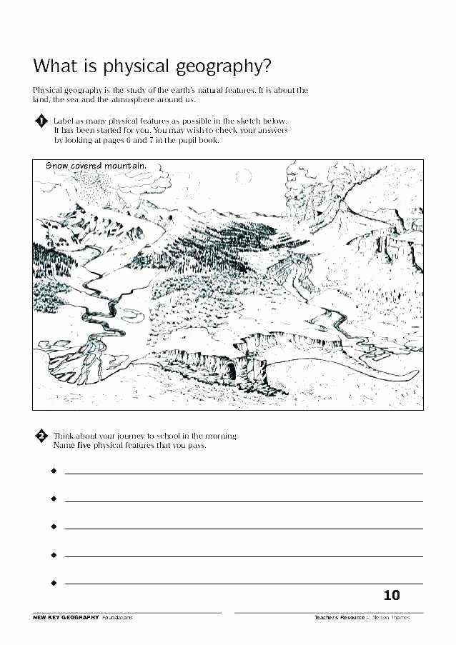 Middle School Map Skills Worksheets 6th Grade Study Skills Worksheets Study Skills Journal for