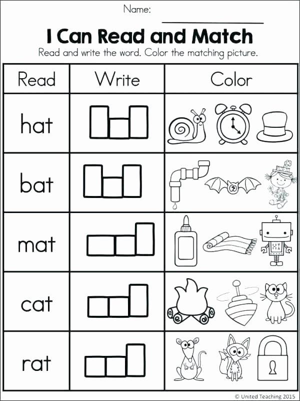 Middle sounds Worksheet Cvc at Family Worksheets Beginning and Ending sounds
