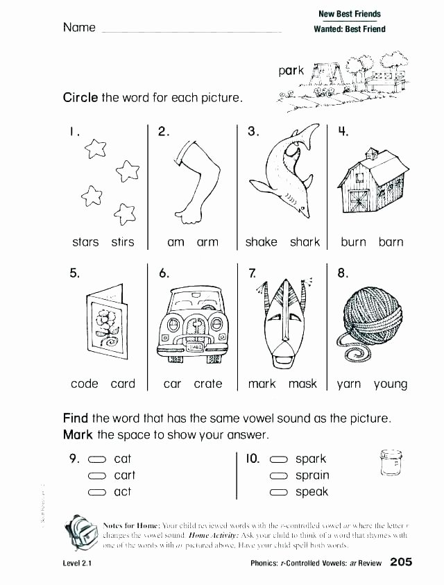 Middle sounds Worksheets for Kindergarten Middle sound Worksheets Free Middle sound Worksheets