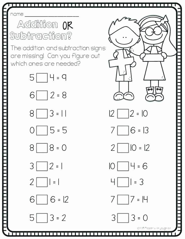 Minute Math Worksheets 1st Grade First Grade Subtraction Worksheets Minute Maths Worksheets