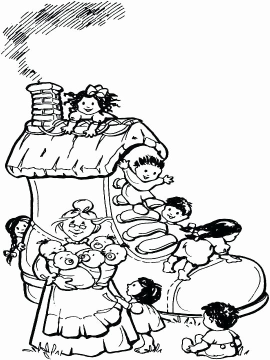 Miss Nelson is Missing Printables the Best Free Rhyme Coloring Page Images Download From 119
