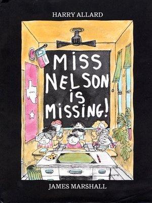 Miss Nelson is Missing Printables Weston Woods Studios A Subsidiary Of Scholastic Inc