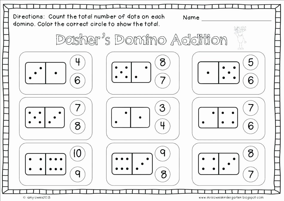 Missing Addend Worksheets 1st Grade Addition and Subtraction Worksheets First Grade Missing