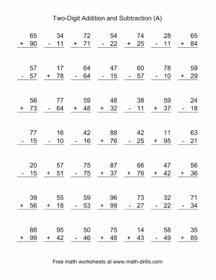 Missing Addend Worksheets First Grade Kids Missing Addend Subtraction Worksheets First Grade Math