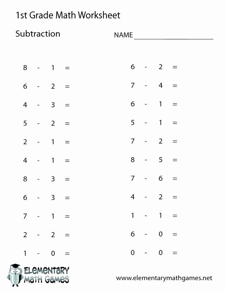 Missing Addends Worksheets 1st Grade Fun Addition Worksheets for 1st Grade
