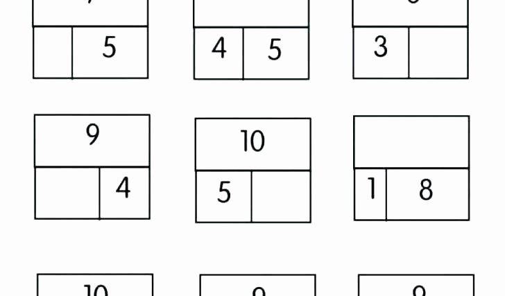 Missing Addends Worksheets 1st Grade Missing Addends to 5 Addend Word Problems First Grade