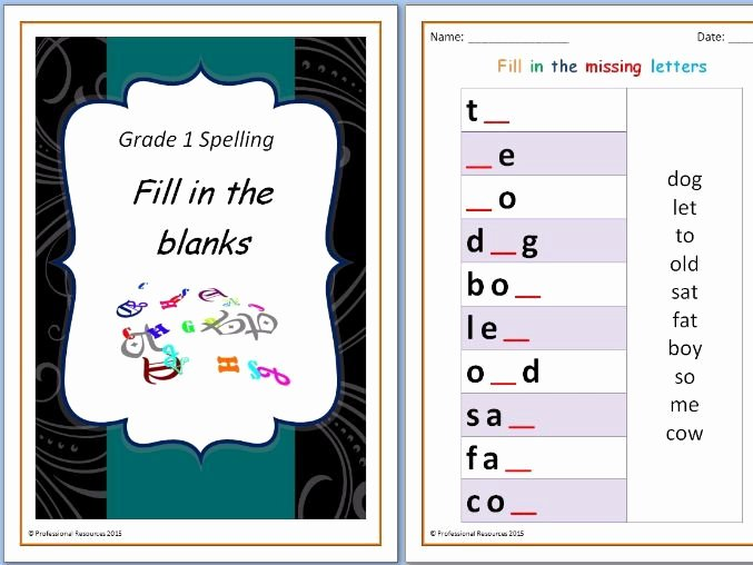 Missing Alphabet Letters Worksheet Missing Letter Spelling