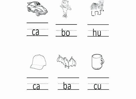 Missing Letters Worksheet for Kindergarten Alphabet Worksheets for Grade 1