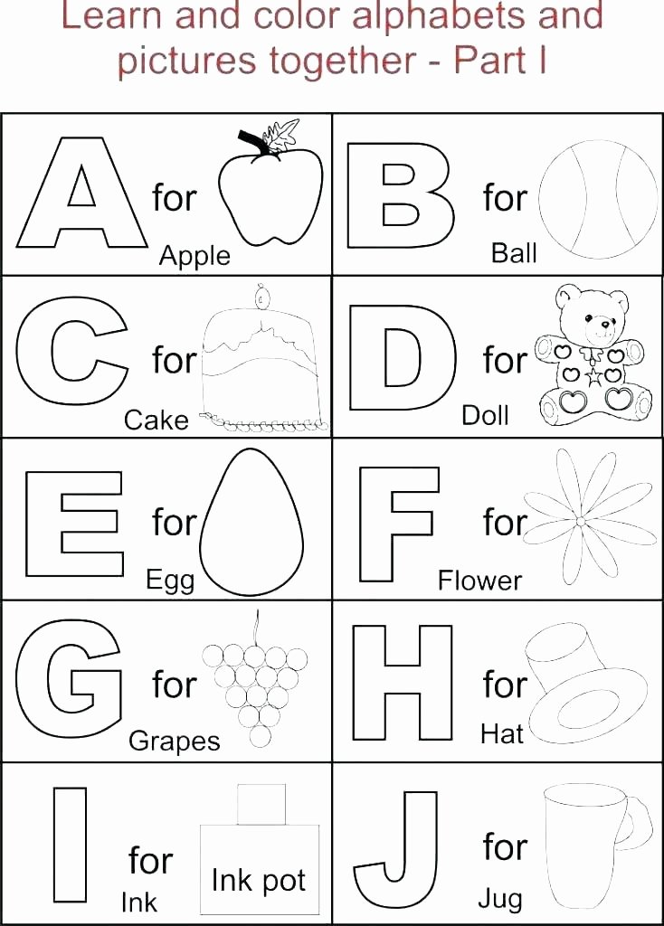 Missing Letters Worksheet for Kindergarten English Worksheets for Kindergarten