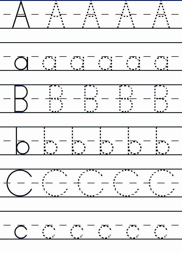 Missing Letters Worksheet for Kindergarten Letter A Worksheets for Kindergarten Free Printable