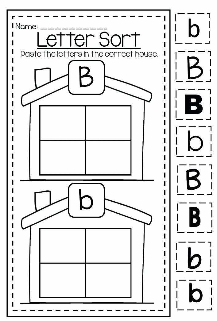 Missing Letters Worksheet for Kindergarten Worksheets for Kindergarten Alphabet Tracing Printable