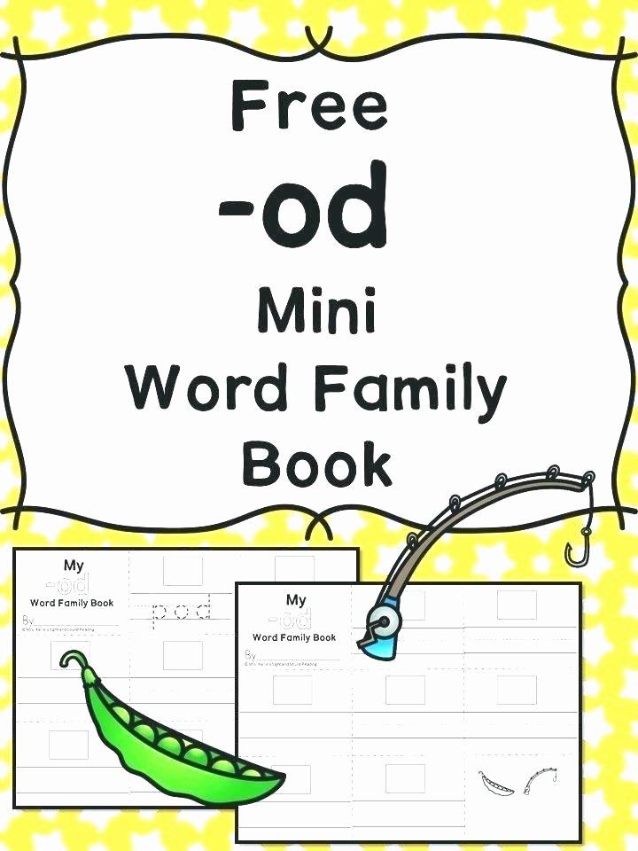 Missing Number Worksheet for Kindergarten Missing Addend Worksheets First Grade Word Family Worksheets
