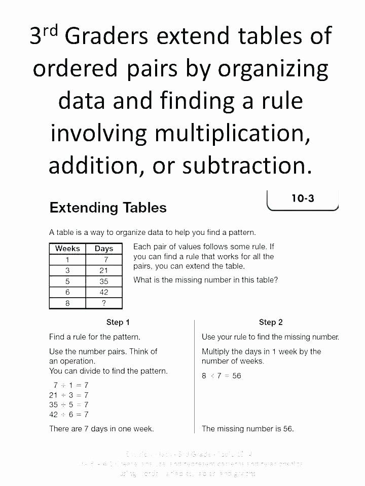 Missing Numbers In Equations Worksheets Luxury Algebra One Worksheets