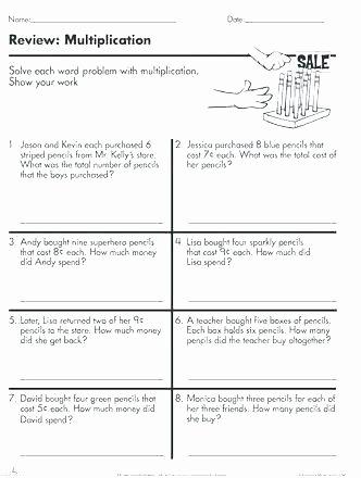 Money Worksheets for 3rd Grade Spending Money Worksheets – Primalvape