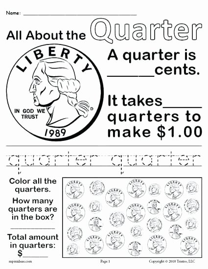 Money Worksheets for Second Grade Fun Money Worksheets for Grade 2 Activities Math Mental