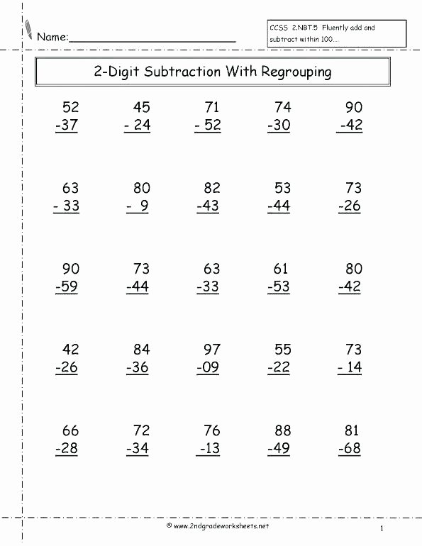 Money Worksheets for Second Grade Second Grade Math Money Worksheets