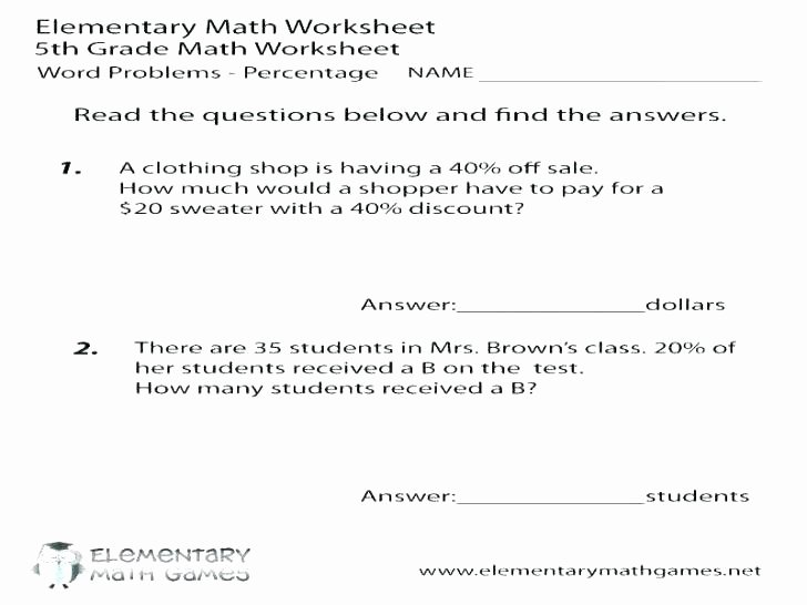 Multi Step Word Problems Worksheets Multi Step Word Problems Worksheets