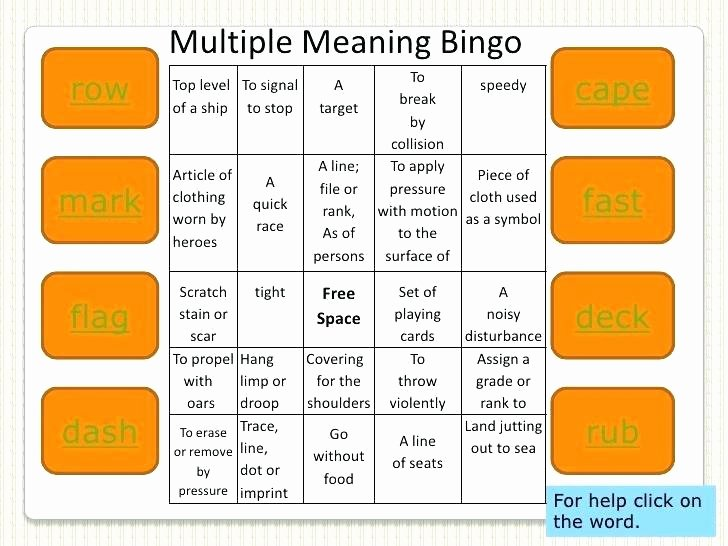 Multiple Meaning Words Worksheet Multiple Meaning Worksheets Words Activities Word Lists and