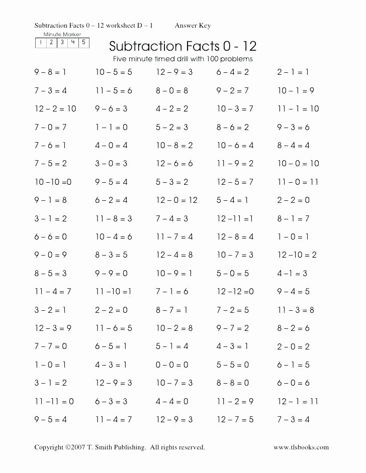 Multiplication Facts Worksheet Generator Math Fact Generator Facts Worksheet Times Tables to Flash