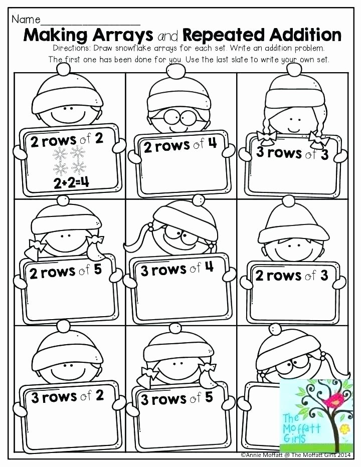 Multiplication Repeated Addition Worksheets How to Teach Multiplication Worksheets Repeated Addition