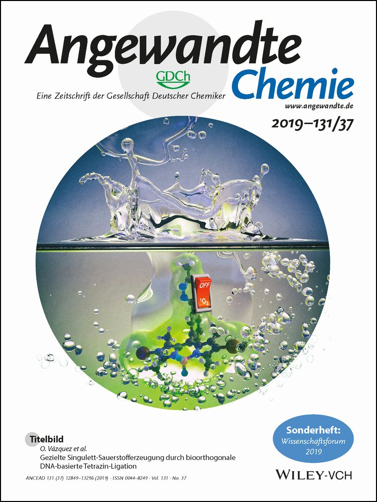 Multiplication Strategies Posters Angewandte Chemie Accepted Articles