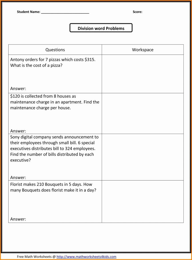 Multiplying Fractions Worksheet 6th Grade Math Worksheets for 6th Grade Word Problems Learning Sample