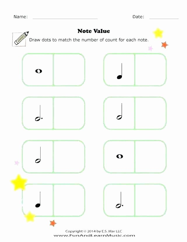 Music Counting Worksheets Colored Piano Position Worksheet for Kids Worksheets