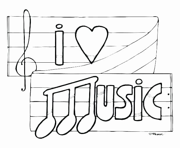 Music theory Coloring Pages Free Music Coloring Pages – Exclusiveinvitation