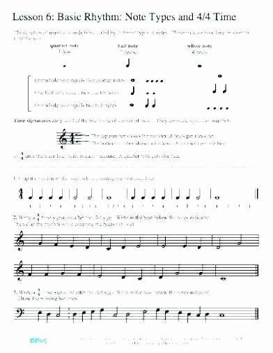 Music theory Worksheet for Kids Music theory Worksheets