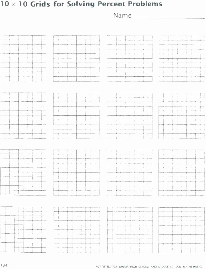 Mystery Pictures Coloring Grids Download by Mystery Graph Worksheets Mystery Graph Paper