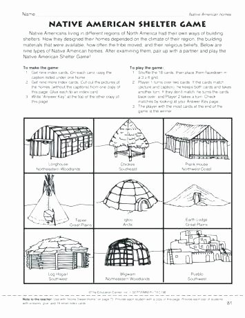 Native American Math Worksheets Inspirational Native American Worksheets 1st Grade – Dstic