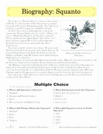 Native American Math Worksheets Inspirational Native Reading Prehension Worksheets Free American Read