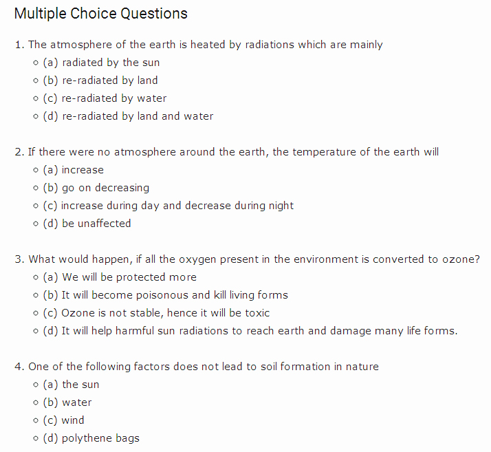 Natural Resources Worksheets Pdf Luxury Important Questions Class 9 Science Chapter 14 Natural Resources
