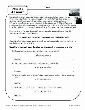 Non Literal Language Worksheets Idiom Worksheets Basic Idioms Word Lists Activities and More